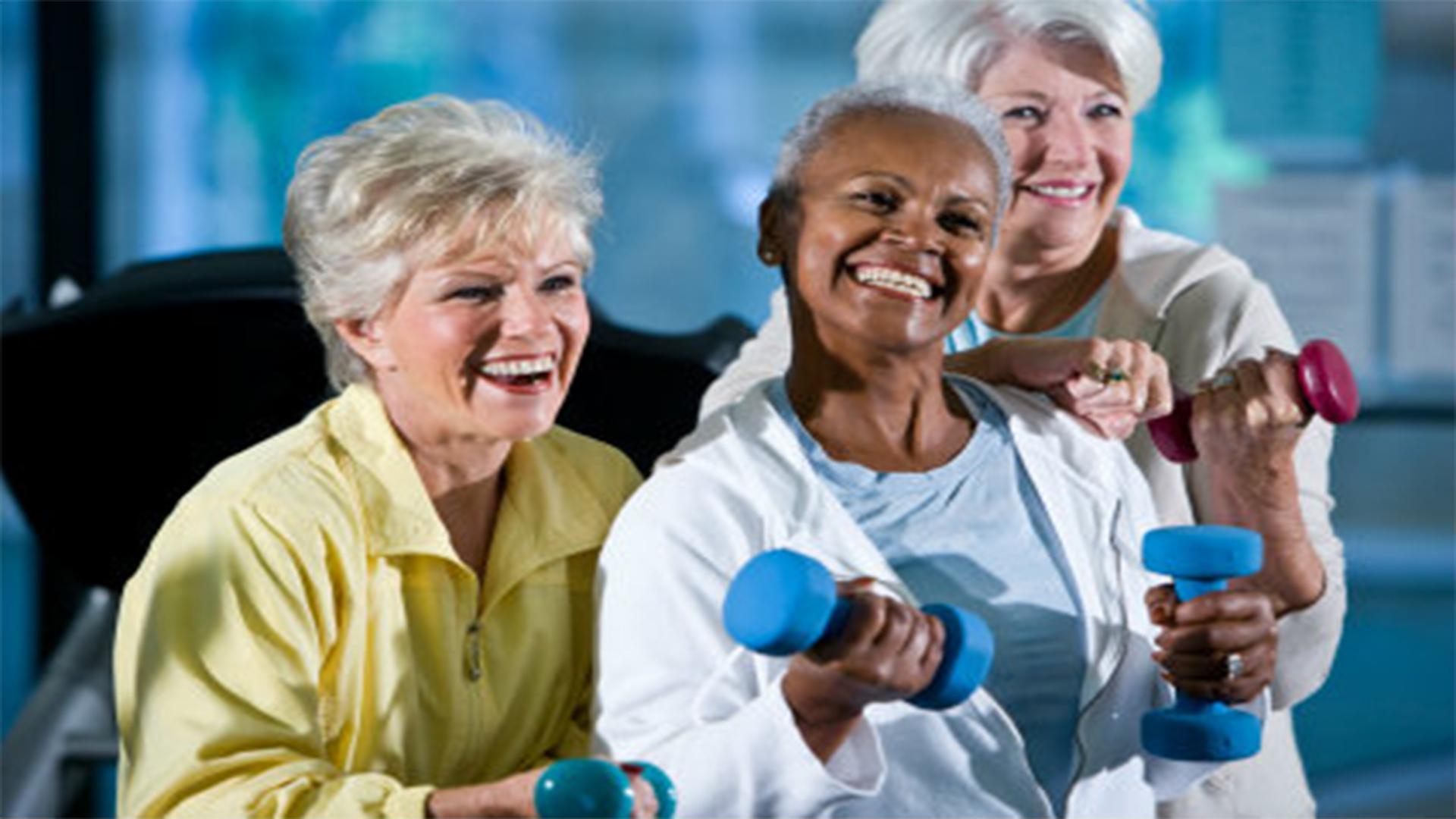 Senior Fitness Complete Fitness For Women